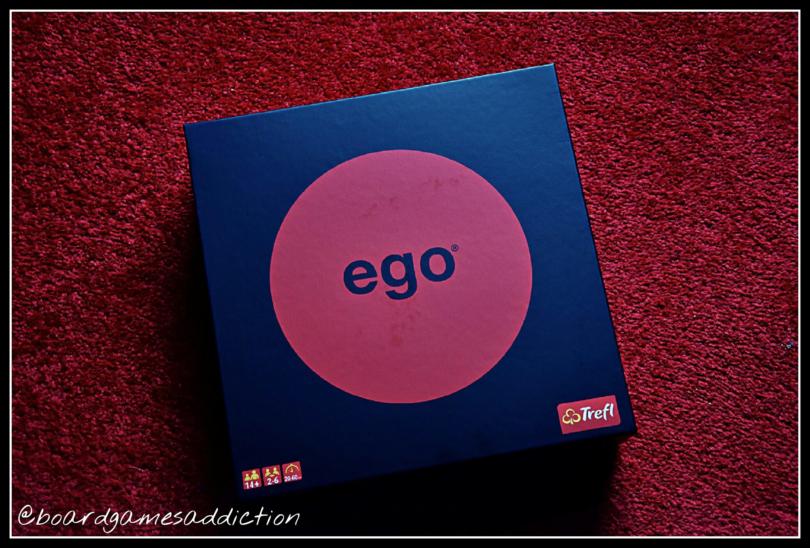 Zagrasz Ze Mną W Ego Tak Nie Nie Wiem Board Games Addiction