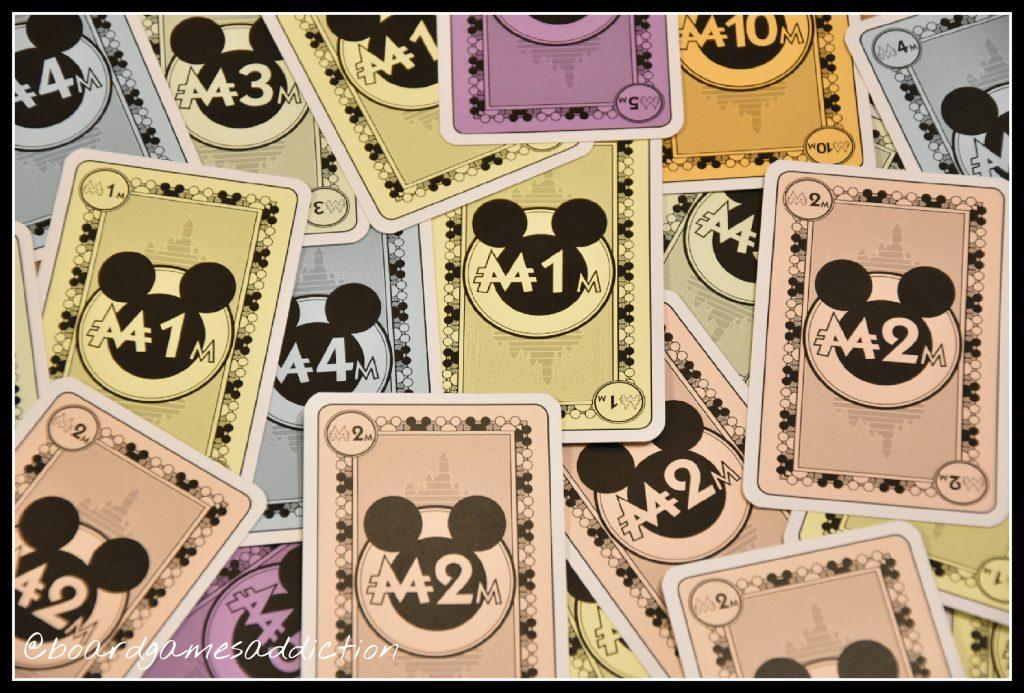 Karty Mickey-dolarków