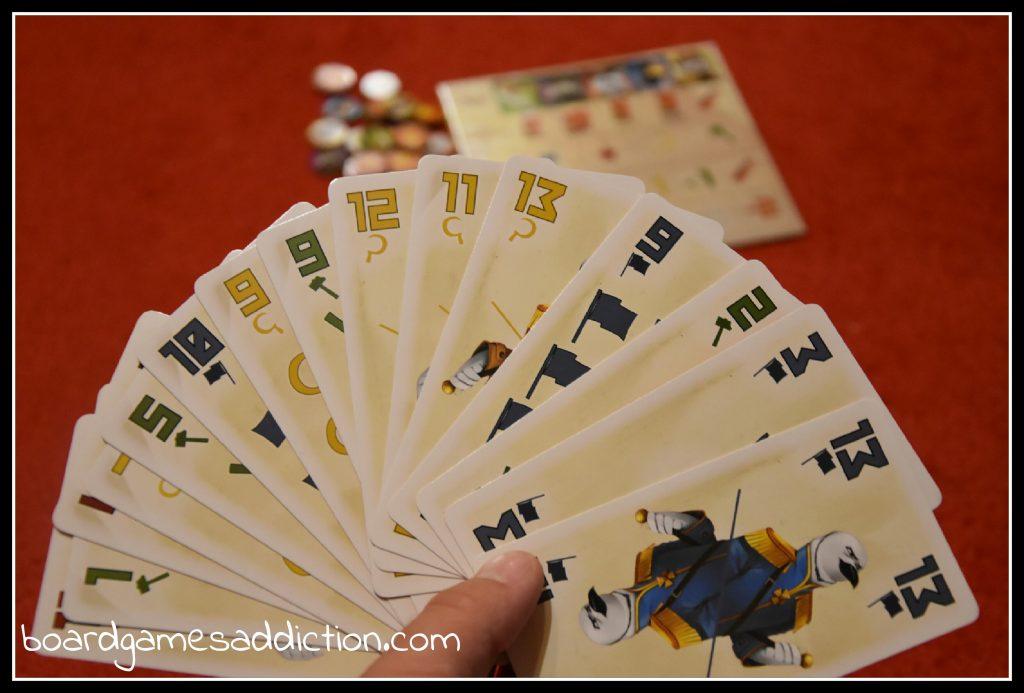 Karty rozdane
