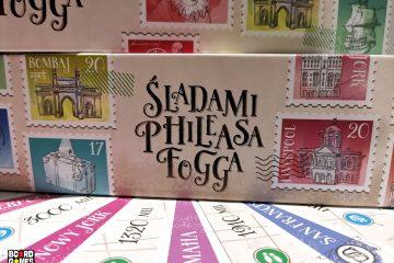 Śladami Phileasa Fogga | Board Games Addiction
