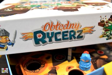 Obłędny Rycerz | Board Games Addiction