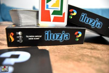 Iluzja | Board Games Addiction