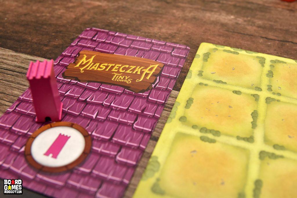 Miasteczka Tiny Towns | Board Games Addiction
