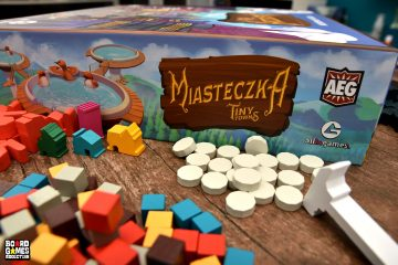 Miasteczka Tiny Towns | Board Games Addiction