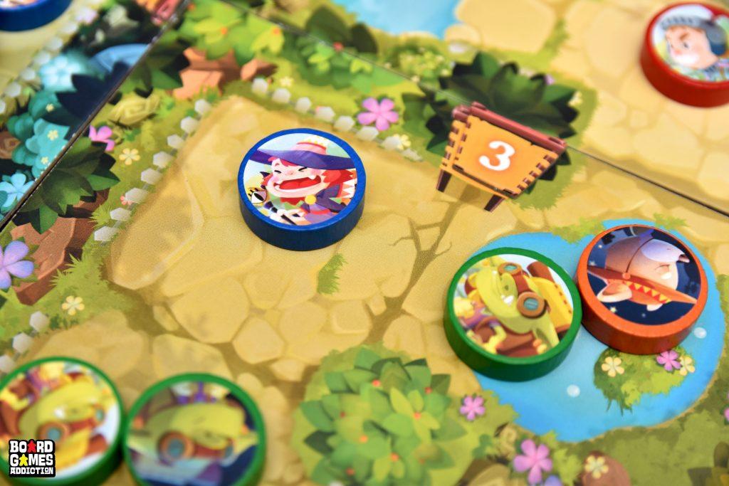 Królewski Wyścig | Board Games Addiction