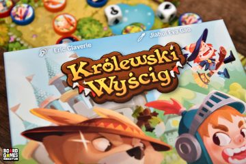 Królewski Wyścig | Board Games Addiction