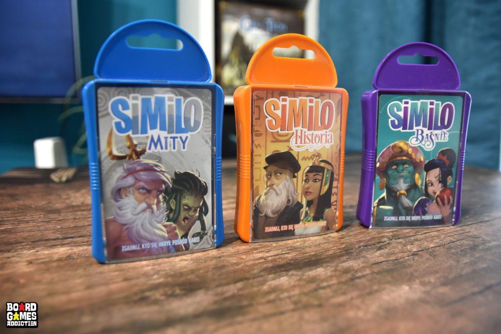 Similo | Board Games Addiction