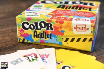 Color Addict | Board Games Addiction