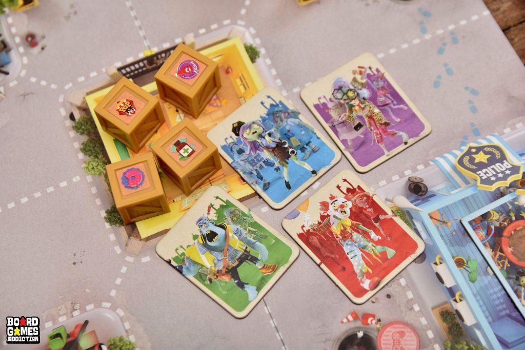 Zombie Teenz Ewolucja | Board Games Addiction