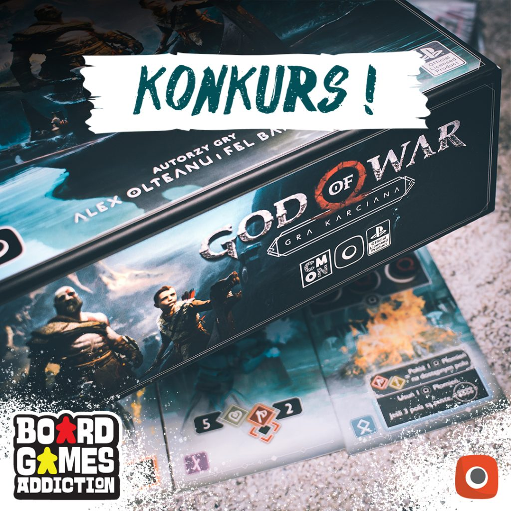 God of War | Board Games Addiction